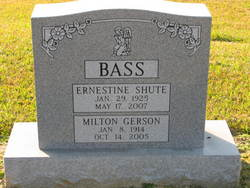Milton Gerson Bass