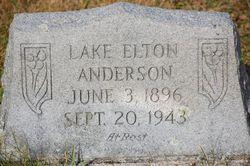 Lake Elton Anderson