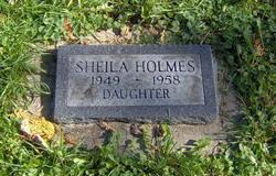 Sheila Ruth Holmes