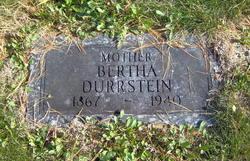 Bertha Durrstein