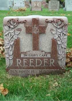 Benjamin Harrison Reeder/Rider