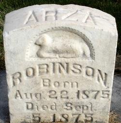Arza Robinson