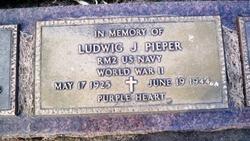 Ludwig J Pieper