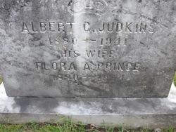 Flora A. <i>Prince</i> Judkins