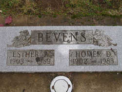 Homer Dale Bevens