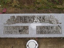 Esther Amelia <i>Andersen</i> Bevens