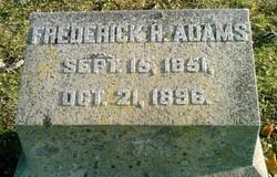 Fredrick W. Adams