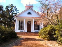 Saint Pauls Episcopal Church Cemetery