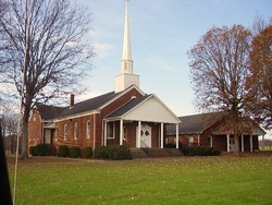 Concord Christian Church Cemetery
