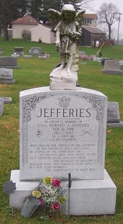 Sgt Howard J Jefferies