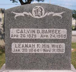 Calvin D. Barbee