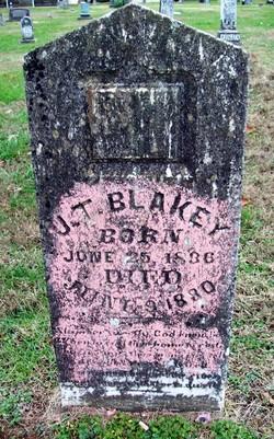 J T Blakey