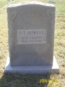 Samuel Tillman Howell