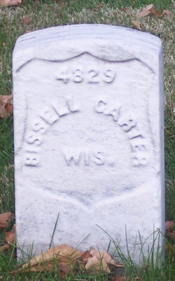 Pvt Bissell Carter