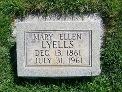 Mary Ellen <i>Stevens</i> Lyells