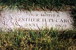 Esther Helen <i>Borris</i> Pecaro