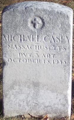 PVT Michael Casey