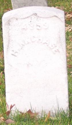Horatio M Chase