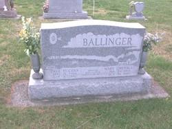 Mary <i>Chenault</i> Ballinger