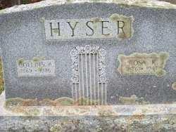 Collins A Hyser
