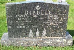 Egbert Dibbell, Jr