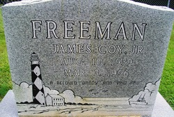 James Coy Freeman, Jr