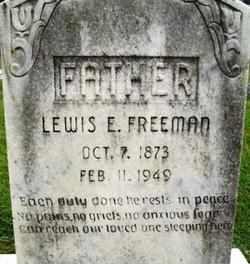 Lewis Everette Freeman