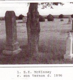 Silas Edward McKinney