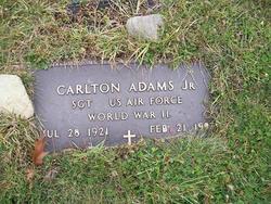 Carlton Adams, Jr