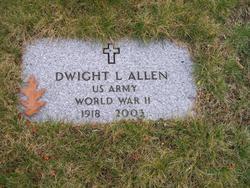 Dwight L Allen