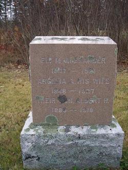 Albert Harlow Alexander