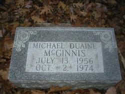 Michael Duaine McGinnis