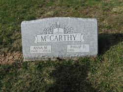 Anna M <i>Meade</i> McCarthy