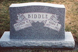 Andrew O. Biddle