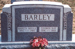 Mareta W. <i>Biddle</i> Barley