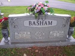 Nellie Francis <i>Milam</i> Basham
