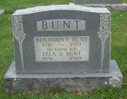 Benjamin E. Bunt