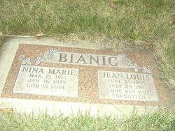 Nina Mae <i>Greanya</i> Bianic