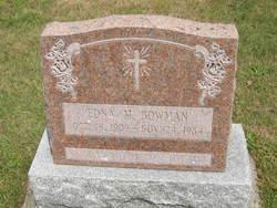 Edna Bowman