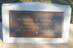 Howard W. Stone, Jr
