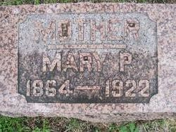 Mary P Combs