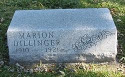 Marion Dillinger