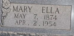 Mary Ellen Dyche