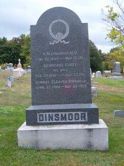 Georgiana <i>Carey</i> Dinsmoor