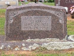 Lucy Elizabeth <i>Estes</i> Clark