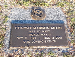 Conway Madison Adams