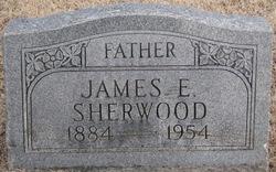 James Edward Ed Sherwood, Sr