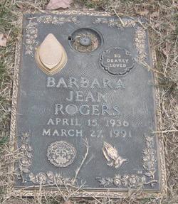 Barbara Jean Rogers