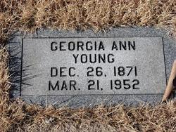 Georgia Ann Young