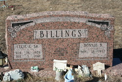 Bonnie B. <i>Slaughter</i> Billings